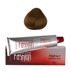 COLORAÇÃO YAMÁ FASHION COLOR ARGAN N. 7.0 LOURO (60g)