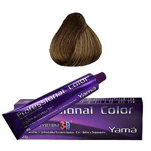 Coloração Professional Yamá Color N. 6.1 Louro Escuro Acinzentado  60g