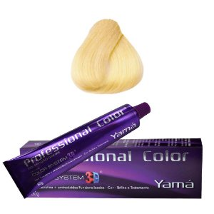 COLORAÇÃO PROFESSIONAL COLOR N. 2000 SUPER CLAREADOR (60g)