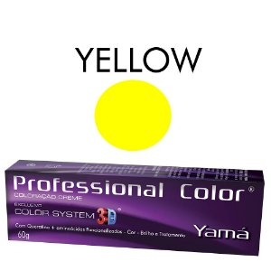 COLOR MIX PROFESSIONAL COLOR YELLOW (60g)