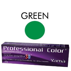 COLOR MIX PROFESSIONAL COLOR GREEN (60g)