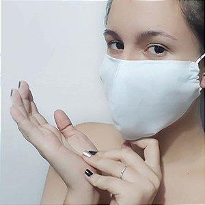 Máscara de Tecido 100% Algodão