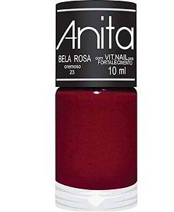 Esmalte Anita Cremoso - Bela Rosa