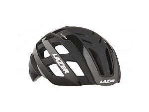 Capacete Ciclismo Lazer Century c/ Led - Matte Black