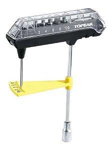 Torquímetro Topeak Combotorq 3-12Nm
