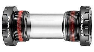 Movimento Central Token Rosca TK878EX Premium - Shimano e GXP