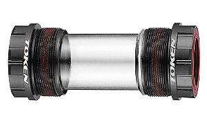 Movimento Central Token Rosca BSA TK-888 Triple8 - Shimano e Sram GXP