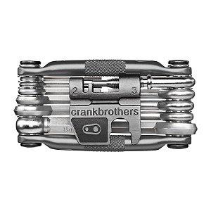 Canivete Multiferramenta Crank Brothers Multi 17- Diversas Cores