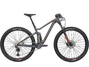 Bicicleta Scott Spark 960 Cinza (2021) Shimano XT 12v