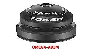 """Caixa de Direção Token OMEGA-A83M Cônica Tapered 1-1/8"""" 1.5"""""""
