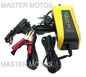 Carregador De Bateria Motobatt