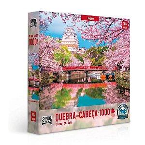 2635 QUEBRA CABEÇA 1000PEÇAS CORES DA ÁSIA JAPÃO