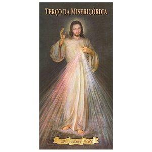 Folheto de Oração do Terço da Misericórdia