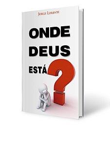 Livro Onde Deus está?