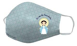 Máscara de Proteção Nossa Senhora Infantil