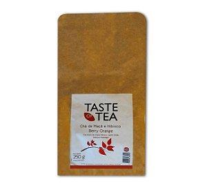 Chá de Maça e Hibisco Berry Orange - 250g