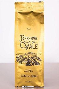 Café Torrado e Moído - Gourmet - Reserva do Vale - 250g