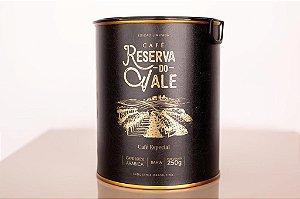 Café Torrado e Moído - Especial 86,5 Pontos - Reserva do Vale - Pote de 250g