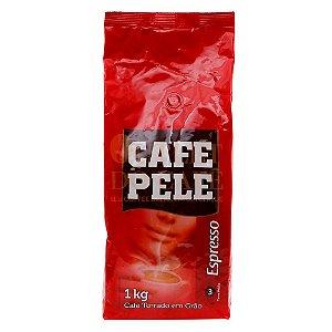 Café Pelé em Grãos 1kg