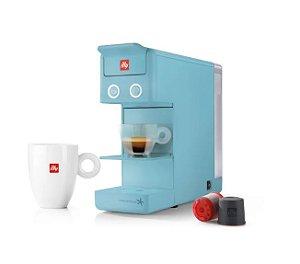 Máquina para Cápsulas - Café iperEspresso Illy Y3.3- Azul - 127v