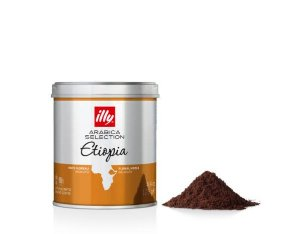 Café Moído Illy Etiopia - 125g