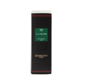 Chá Verde Dammann Frères - Yunnan Mint - Display c/ 24 unid.