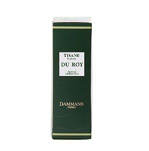 Chá Infusão Tisane Du Roy - Dammann Frères - Display c/ 24 unid.