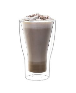 Set 2 Copos Latte Machiato 340ml - Luigi Bormioli