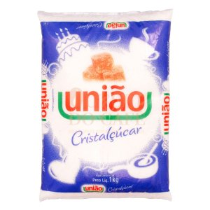 Açúcar Cristal União 1kg