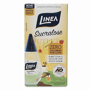 Adoçante Líquido Sucralose Linea 75ml
