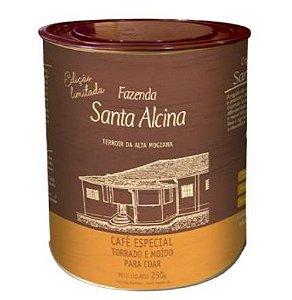 Café Torrado e Moído Utam Fazenda Santa Alcina - 250g