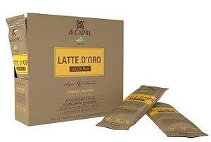 LATTE D'ORO Golden Milk VEGAN 2GO DiCapri - 10 Sachês de 15g