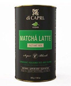 MATCHÁ LATTE VEGAN - DiCapri - Lata 200g