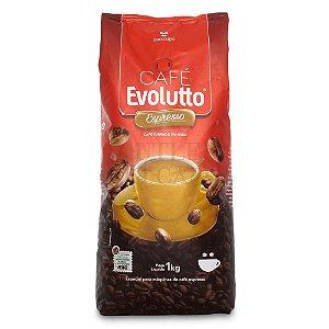 Café em Grãos Evolutto Espresso Cooxupé - 1kg