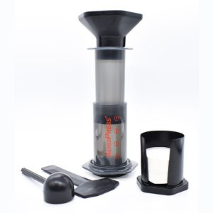 Conjunto para Filtrar Café Aeropress