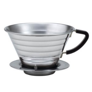 Suporte de Filtro de Café Kalita Wave 185 Inox