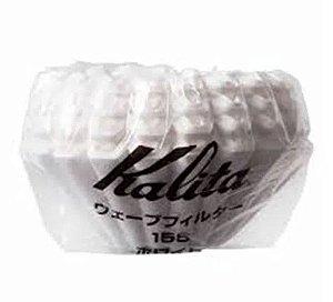 Filtro Kalita Wave 185 Branco 100 unidades