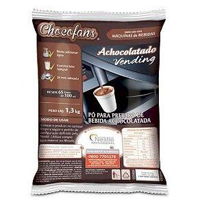 Chocofans Achocolatado Vending - Nestlé -1,3Kg