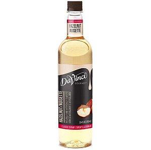 Xarope Davinci Gourmet Avelã Hazelnut Syrup – Classic 750ml