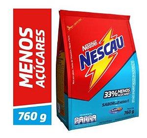 Achocolatado em Pó Nescau 3.0 Nestlé - 33% menos açúcares - 760g