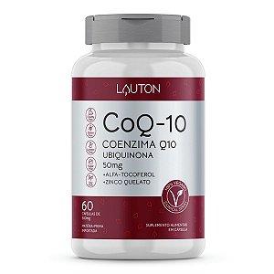 Coenzima Q10 - Pote com 60 cápsulas