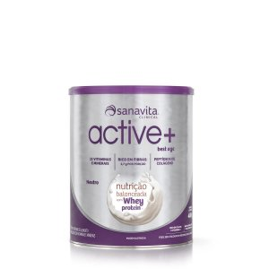 Active+  Pó Neutro 400g