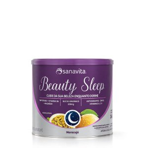 Beauty Sleep Sabor Maracujá  240g