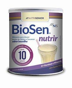 BioSen Nutrir de Baunilha - 400gr