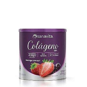 Colágeno Skin Sabor Morango e Açaí 300g
