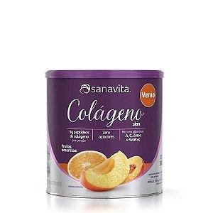 Colágeno Skin Verão Sabor Frutas Amarelas 300g