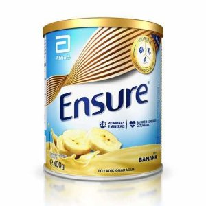 Ensure Pó Banana 400g