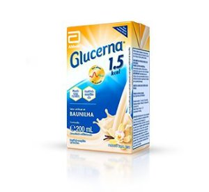 Glucerna 1.5 Baunilha 200ml