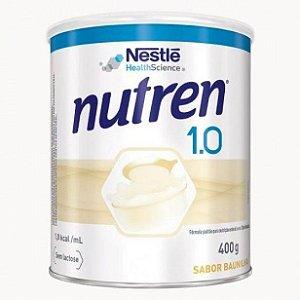 Nutren 1.0 Pó Baunilha 400g      Vencimento do produto: 01/03/2021.
