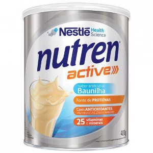 Nutren Active Pó Baunilha 400g